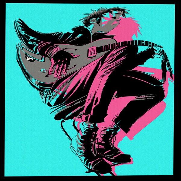 Gorillaz – The Now Now (2018)