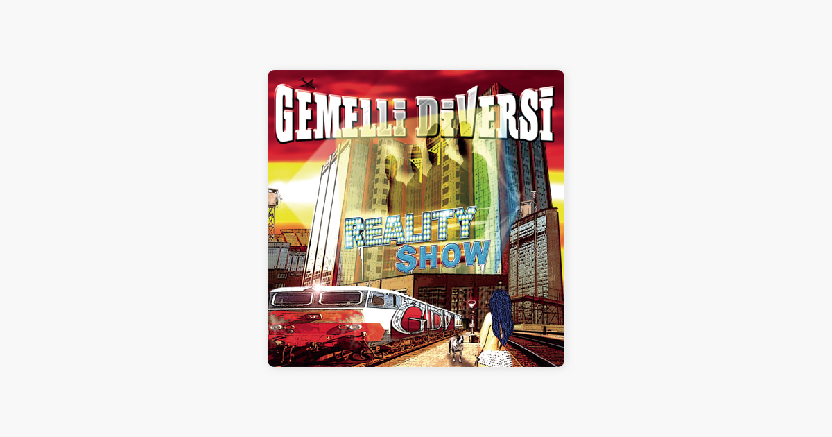 Reality show di gemelli diversi su apple music - Gemelli diversi fotoricordo ...