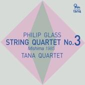 "Philip Glass - String Quartet No.3 ""Mishima"": I. 1957 Award Montage (feat. Tana Quartet)"