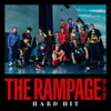 THE RAMPAGE from EXILE TRIBE - HARD HIT アートワーク