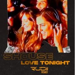 Love Tonight (Shouse) [Remix]