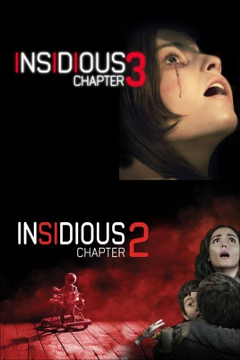 Insidious 2-Movie-Collection on iTunes