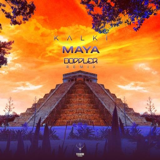 Maya (Doppler Remix) - Single by Kalki