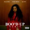 Boo'd Up (Remix) - Ella Mai, Nicki Minaj & Quavo