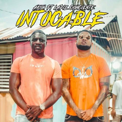 Akon - Intocable (feat. Lapiz Conciente) - Single [iTunes Plus AAC M4A]
