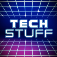 Podcast cover art for TechStuff