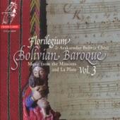 Florilegium & Arakaendar Bolivia Choir - Naranjitay - Huaiño