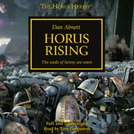 Horus Rising: The Horus Heresy, Book 1 (Unabridged) audiobook