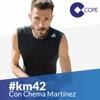 #KM42 Running El Partidazo de COPE (Cadena COPE)