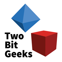 Podcast cover art for Two Bit Geeks