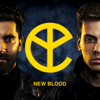 Yellow Claw - New Blood  artwork