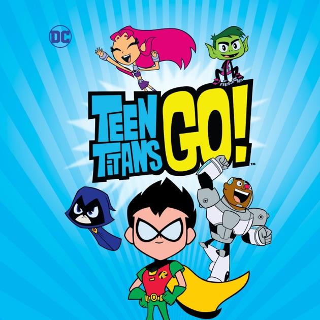Teen Titans Go, Season 5 On Itunes-2309