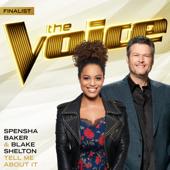 Tell Me About It (The Voice Performance) - Spensha Baker & Blake Shelton