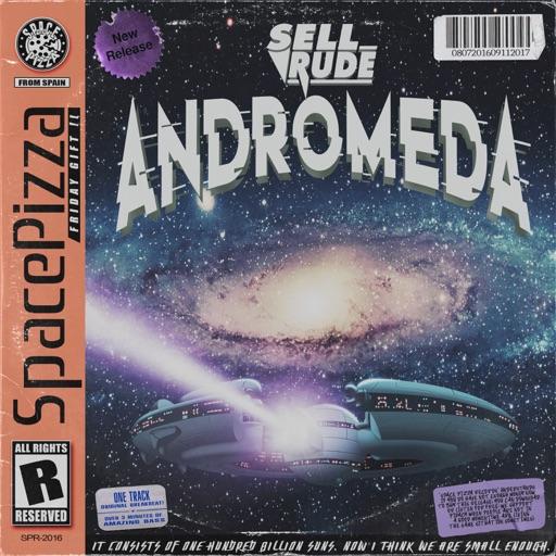 Andromeda - Single by SellRude
