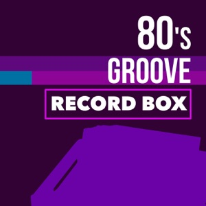 80's Groove Record Box