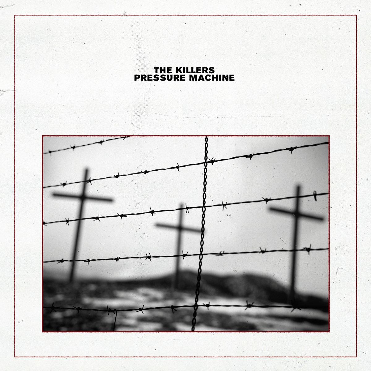 Cover of music album Pressure Machine