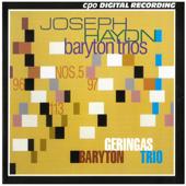 Geringas Baryton Trio - Haydn: Baryton Trios Nos. 5, 96, 97 & 113