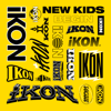 NEW KIDS: BEGIN - EP - iKON