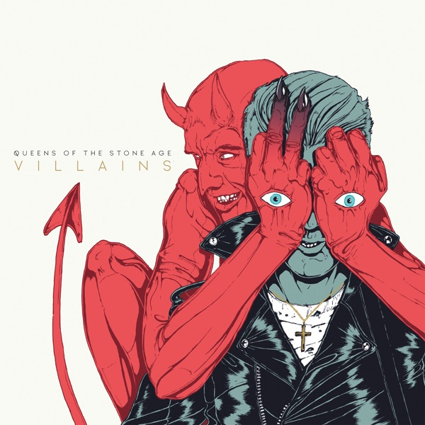 Villains (2017) (Album) by Queens of the Stone Age