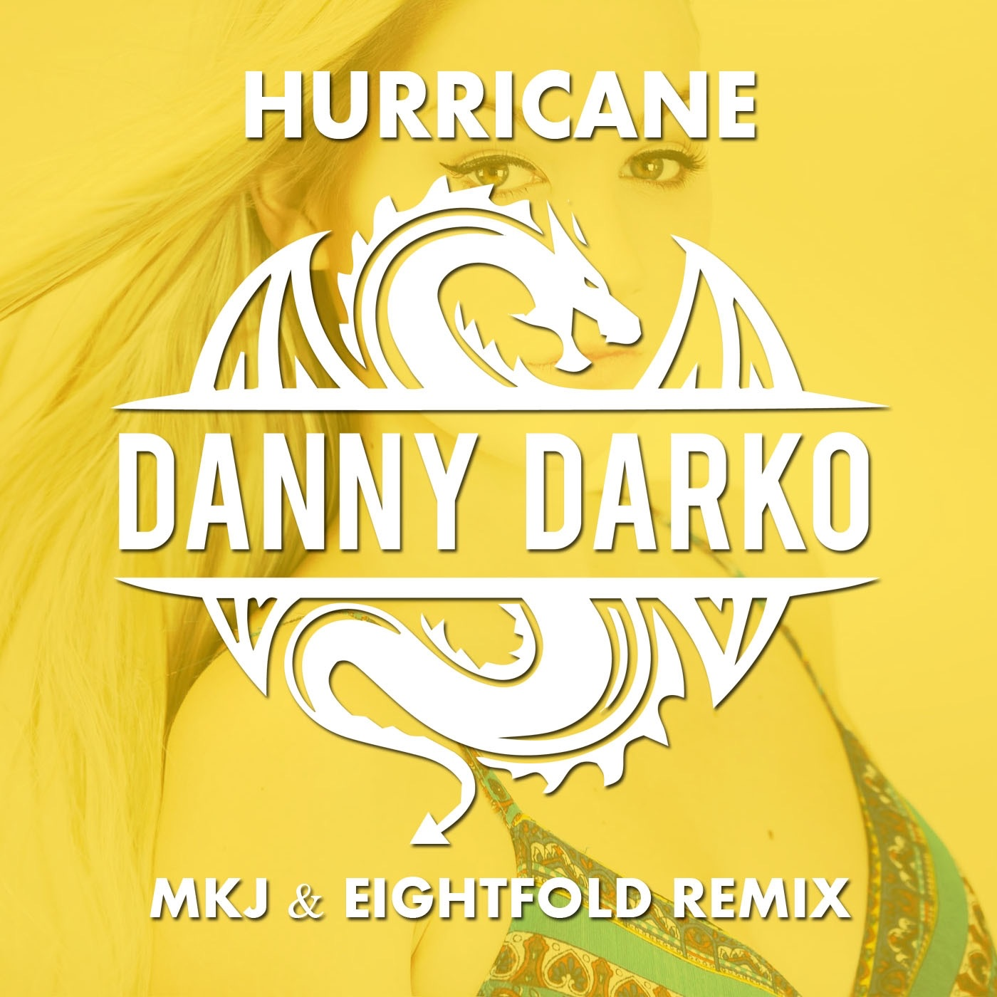 Hurricane (MKJ Eightfold Remix) [feat. Julien Kelland] - Single
