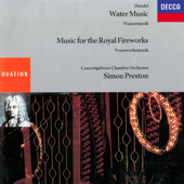 Water Music Suite No. 3 in G, HWV 350: Allegro