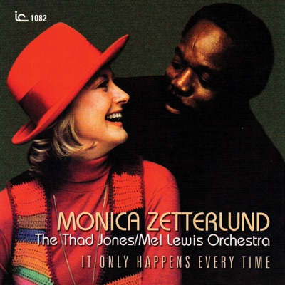 The Thad Jones/Mel Lews Orchestra - Monica Zetterlund