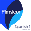 Pimsleur - Spanish Level 1 Lessons 6-10: Learn to Speak and Understand Spanish with Pimsleur Language Programs  artwork