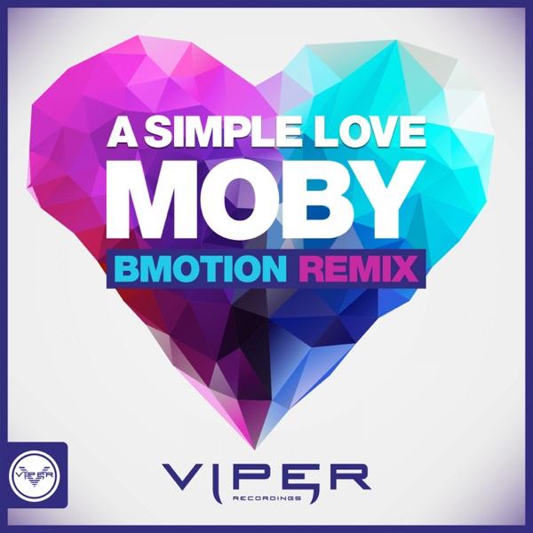 A Simple Love (BMotion Remix) [Club Master] - Single