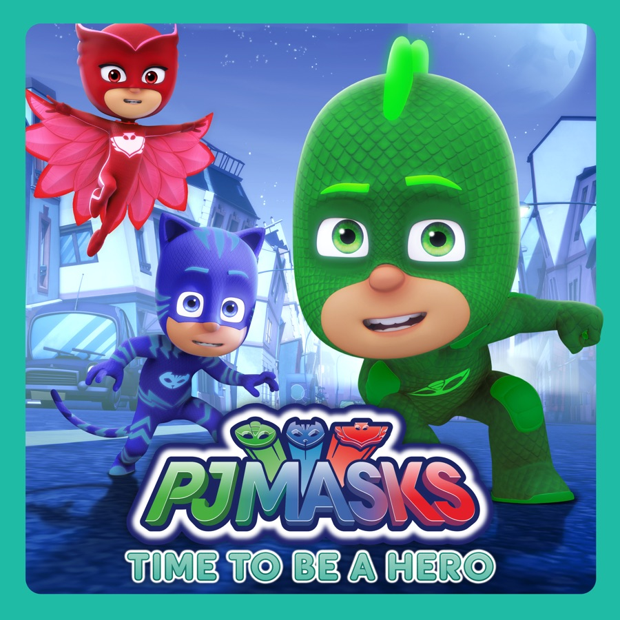 PJ Masks, Time to Be a Hero wiki, synopsis, reviews ...