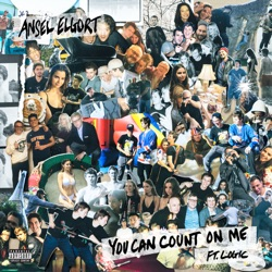 View album Ansel Elgort - You Can Count On Me (feat. Logic) - Single