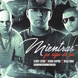 Mientras Yo Siga de Pie (feat. Benny Benni & Welo Fama) - Single Mp3 Download