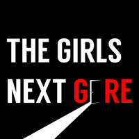 Podcast cover art for The Girls Next Gore