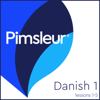 Pimsleur - Pimsleur Danish Level 1 Lessons 1-5: Learn to Speak and Understand Danish with Pimsleur Language Programs  artwork