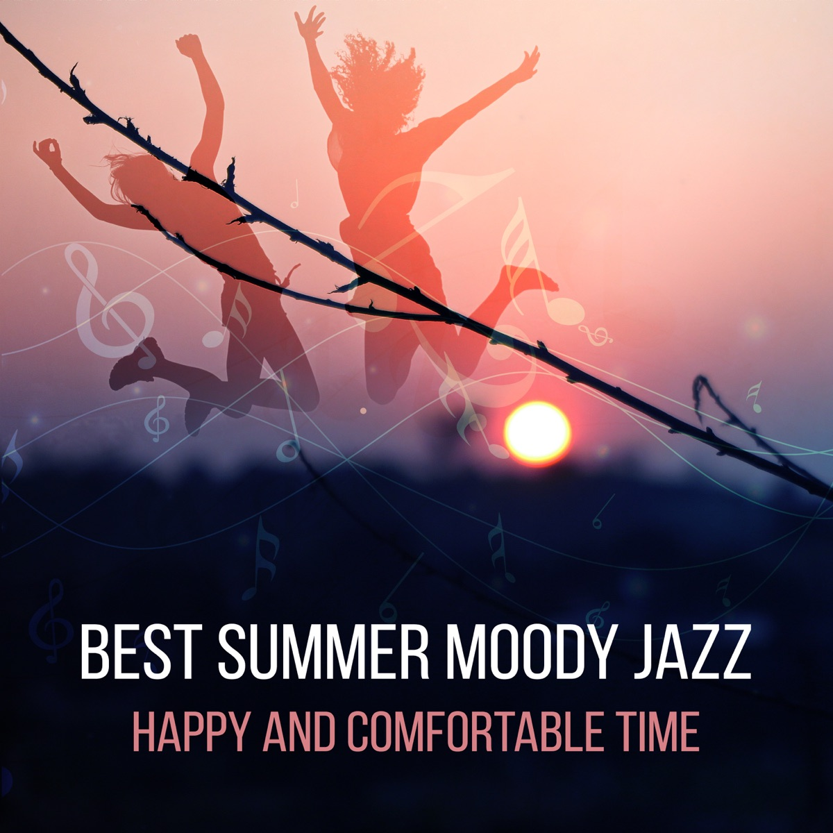 Best Summer Moody Jazz: Happy and Comfortable Time, Night