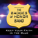Keep Your Faith in the Blue - Badges of Honor