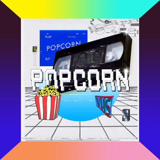Cover image of Popcorn with Mitchell Davis & Jack Ferry