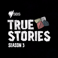 Podcast cover art for SBS True Stories