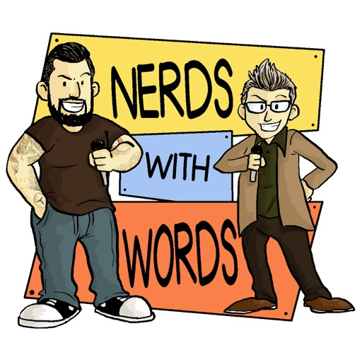 Cover image of Nerds With Words