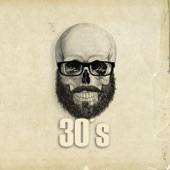 Bearded Skull - 30´s
