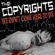 We Didn't Come Here to Die - The Copyrights