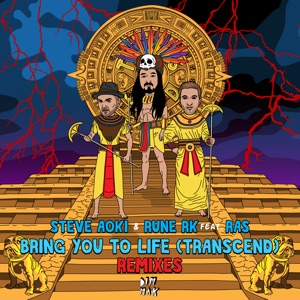 Bring You to Life (Transcend)[feat. Ras][Remixes] - Single Mp3 Download