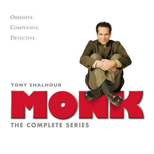 Monk: The Complete Series poster