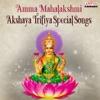 Amma Mahalakshmi Akshaya Tritiya Special Songs