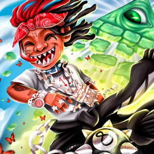 Elevate & Motivate (feat. YoungBoy Never Broke Again & Nel-Denarro) - Trippie Redd