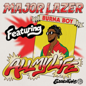 All My Life (feat. Burna Boy) - Major Lazer & Burna Boy