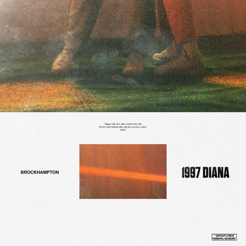 BROCKHAMPTON - 1997 DIANA - Single