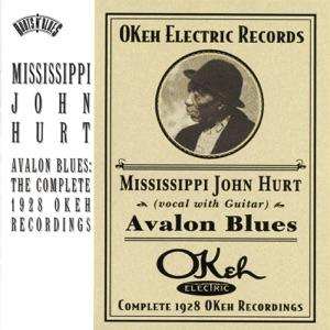 Avalon Blues - The Complete 1928 Okeh Recordings