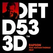 Rapson - Heat (feat. Nathan Thomas) [Club MIx]