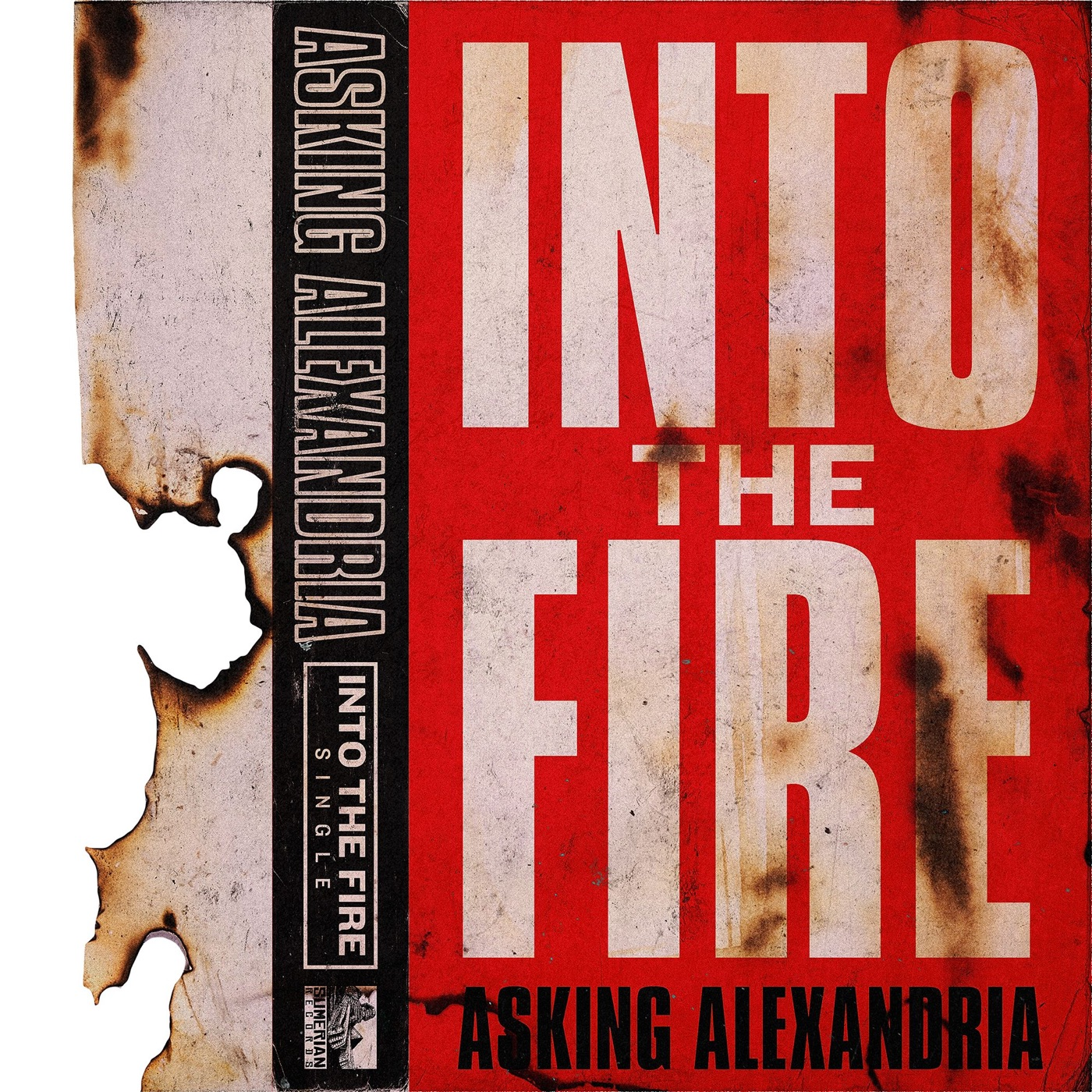 Asking Alexandria - Into The Fire (Single)