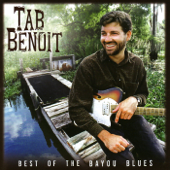 Best Of The Bayou Blues-Tab Benoit